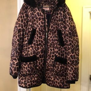 Juicy couture winter coat- perfect condition